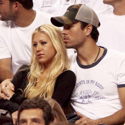 Gest neasteptat al Annei Kournikova dupa 14 ani de relatie cu Enrique Iglesias. Ce a postat sportiva pe internet