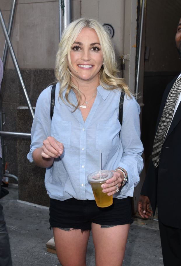 Think, that jamie lynn spears nu answer