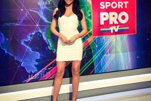 Corina Caragea, video exclusiv Perfecte.ro. Afla cate facultati a facut si cum a ajuns prezentatoare la Sport