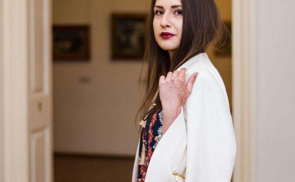 Arta mehndi cu Ana-Maria Butura. Ce trebuie sa stii despre tatuarea cu henna - EXCLUSIV