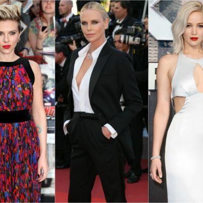 Frumoase, talentate si bogate: ele sunt cel mai bine platite actrite de la Hollywood. Cine domina topul in 2016
