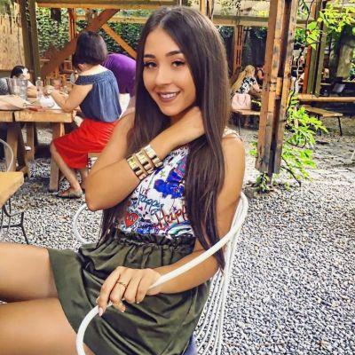 Nicole Cherry, dezvaluiri pentru perfecte.ro: afla daca parul ei e natural, ce haine prefera si cine o machiaza