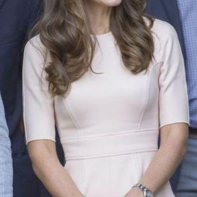 Si printesele au nevoie de pantofi comozi. Ce pereche a ales Kate Middleton pentru ultima sa vizita oficiala