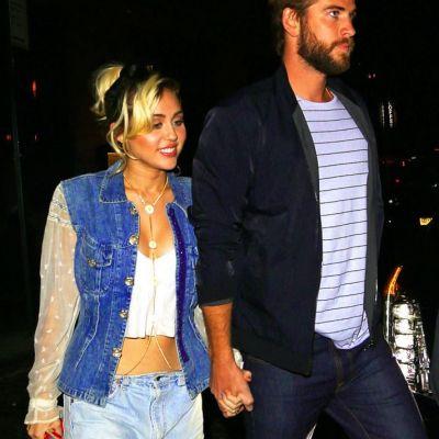 Miley, in continua transformare de la impacarea cu Liam. Vezi cum s-a imbracat la ultima intalnire