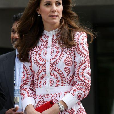 Kate Middleton, aparitie neobisnuita. Ducesa a renuntat la stilul conservator si a purtat cei mai sexy pantofi
