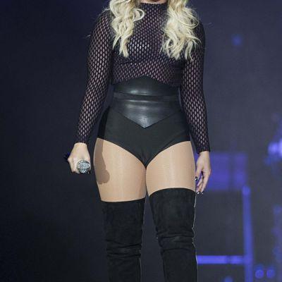 Demi Lovato, o noua schimbare de look. Cum arata cantareata dupa ce s-a vopsit blonda