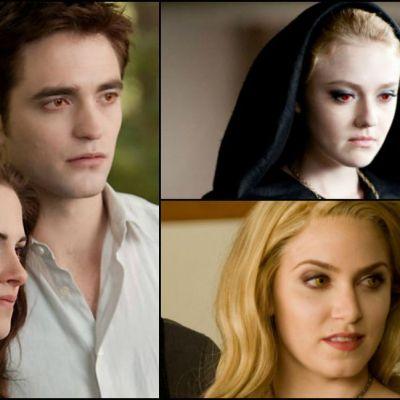 Reuniunea vampiritelor. Cum arata actritele din Twilight acum, la ani de la terminarea filmarilor