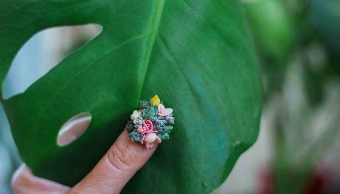 Cea mai noua fita in materie de manichiura: unghiile suculente. De ce le prefera fashionistele