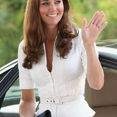 Kate Middleton si Meghan Markle, imbracate la fel. Cum arata cele doua  cumnate  intr-o rochie plina de dantela
