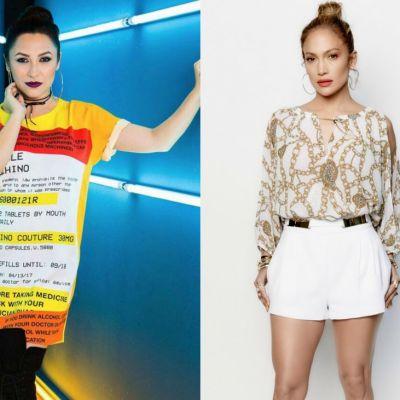E adesea comparata cu J Lo, dar Andra spune ca altele sunt vedetele de la care se inspira. Ce diva o influenteaza