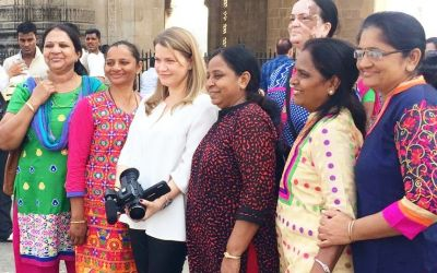 Ioana Cosma, fascinata de calatoria in India:  Am vazut luxul in toata splendoarea, dar si toata mizeria de pe pamant