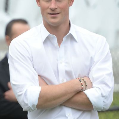 Primele poze cu Printul Harry si noua lui iubita. Cum arata bruneta controversata despre care se spune ca ii va fi sotie