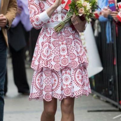 Adevarul despre garderoba  accesibila  a lui Kate Middleton. Cat au costat hainele ei in 2016