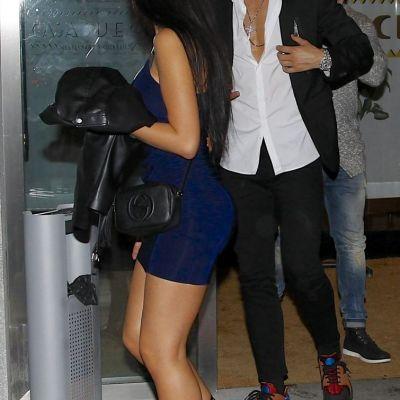 Iubita lui Ronaldo, sexy la bratul fotbalistului. Cum arata corpul brunetei care l-a cucerit pe fotbalist