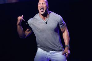 Ce mănâncă Dwayne  The Rock  Johnson când renunță la dietă. Imaginea cu care și-a surprins fanii