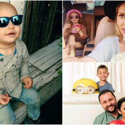 Cei mai talentati copii de vedete din Romania. Ce talente au David Maruta sau Dominic, fiul lui Alex Velea