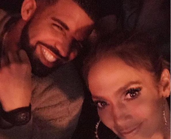Surprinsi asupra faptului. Jennifer Lopez si Drake, fotografiati pentru prima oara impreuna in public