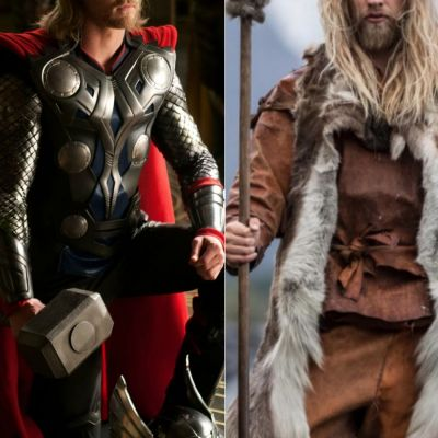 Thor exista cu adevarat :) Cine este  zeul nordic  care face furori pe Instagram si pe care il vaneaza mii de femei