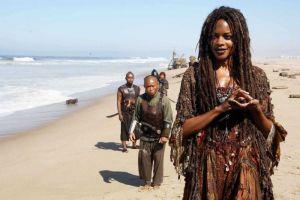 Transformare uimitoare pentru Tia Dalma. Cum arata vrajitoarea din Piratii din Caraibe fara machiaj si efecte speciale