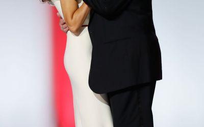 Melania Trump, look impecabil in ziua investirii lui Donald Trump ca presedinte al SUA. Cum arata tinutele ei
