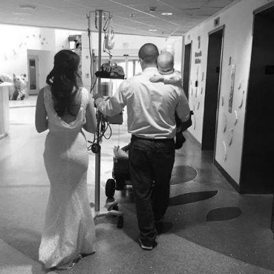 S-au casatorit la capela spitalului, iar poza lor a devenit viral. Motivul emotionant din spatele deciziei lor