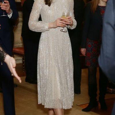Cei mai neobisnuiti pantofi pe care i-a purtat Ducesa de Cambridge pana acum. Cum a aparut Kate Middleton in public