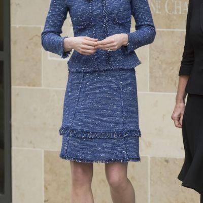 Kate Middleton, par ca din reclame: stralucitor si natural. Coafura simpla, dar de efect cu care a impresionat Ducesa