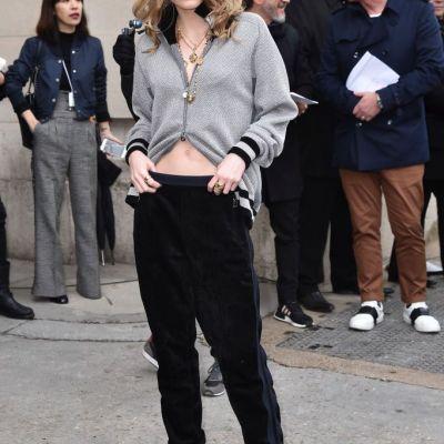 Lily Rose Depp, noua senzatie din industria modei. Are toate sansele sa-si intreaca parintii in popularitate