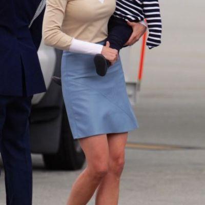 Ivanka Trump, o aparitie pe tocuri imposibile. Cat de bine arata fiica Presedintelui SUA in ultimele imagini