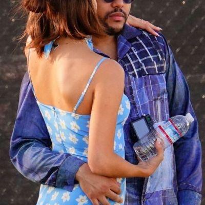 Selena Gomez si The Weeknd, in ipostaze tandre. Cei doi au fost de nedezlipit, la festivalul Coachella