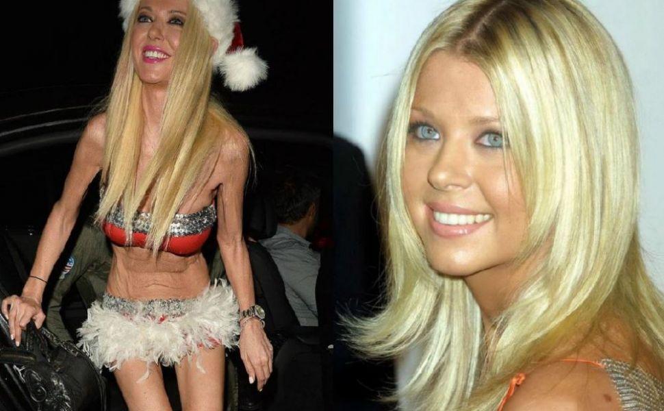 Toti adolescentii visau la ea in urma cu 18 ani, dar apoi a cazut victima anorexiei. Cum arata Tara Reid la 41 de ani