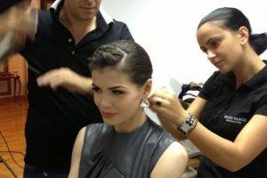 Monica Gabor, schimbare de look. Cum arata dupa ce a parasit salonul hairstylistului