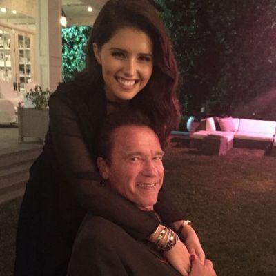 Katherine Schwarzenegger, cea mai simpatica fiica de la Hollywood? Ce imagini emotionante a postat pe internet bruneta