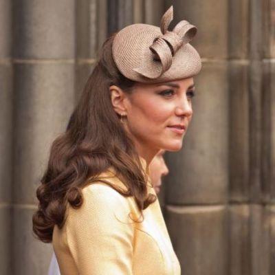 10 fotografii cu transformarea lui Kate Middleton. Cum arata Ducesa de Cambridge cand era mica