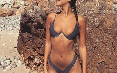 Noul model de bikini Bamba face furori printre fashionistele de pe Instagram. Cat de decupat este