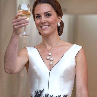Trebuie sa avem mai multi copii!  Ducesa si Printul William, aparitie controversata