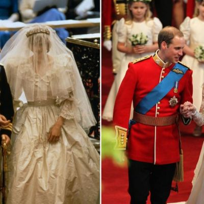Logodnica Printului Harry, in cautarea rochiei de mireasa. Cum va arata cea mai dorita rochie a anului
