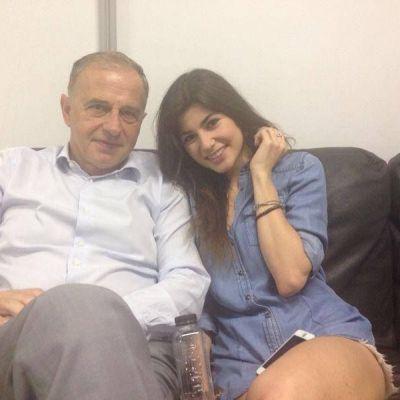 Fiica lui Mircea Geoana, show total la petrecerile studentesti din SUA. Cat de sexy este Ana-Maria Geoana, la 22 de ani