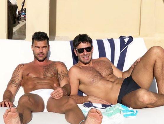 Ricky Martin s-a casatorit in secret cu un barbat cu 13 ani mai tanar decat el! Cine este barbatul care l-a cucerit