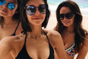 De la tanara aneglica, la bomba sexy pe plajele din Mexic. Cum arata acum Nina Dobrev