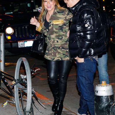 Mariah Carey, in pantaloni de piele din nou. Cum arata vedeta in ultimele imagini, dupa multe eforturi pentru a slabi