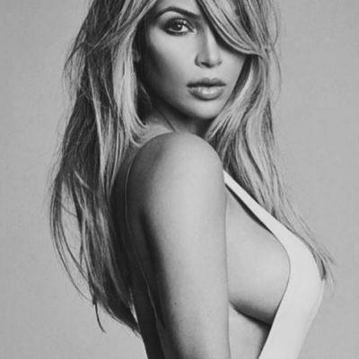 Kim Kardashian a dus machiajul la un nou nivel. Ce parte a corpului isi infrumuseteaza cu ajutorul make-up artistilor