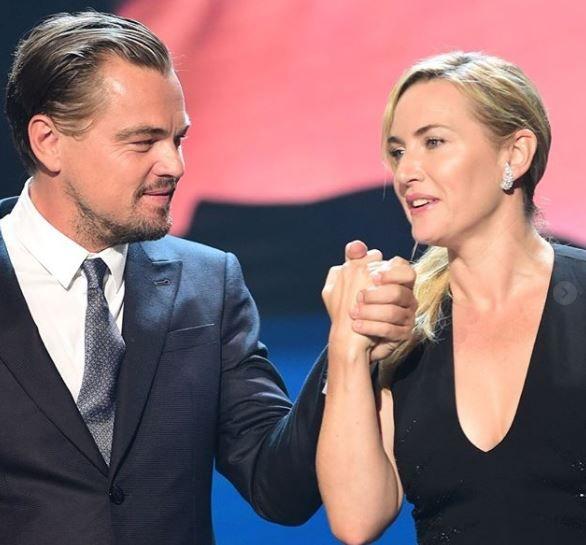 Leonardo DiCaprio si Kate Winslet au salvat viata unei tinere mamici. Afla ce au facut cei doi actori