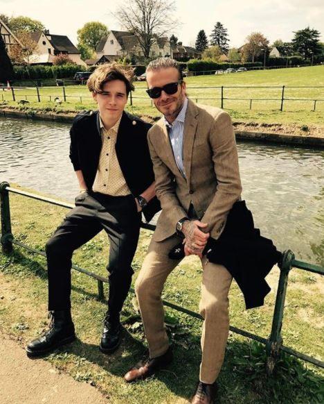 Surpriza de proportii pentru David Beckham din partea fiului sau cel mare. Afla ce a facut tanarul de 18 ani