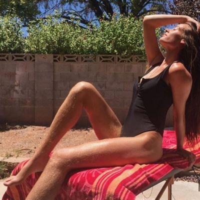 Este o impatimita a fitnessului si o bloggerita de succes, insa criticile au convins-o: nu se mai epileaza