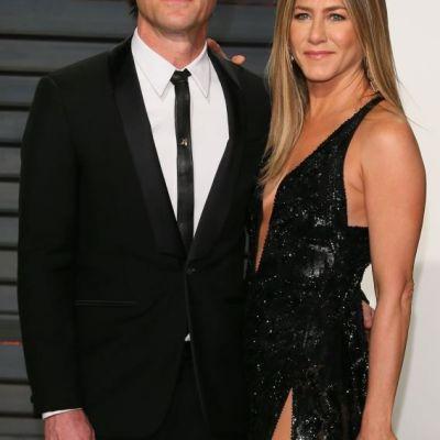 Jennifer Aniston, singura din nou! Actrita s-a despartit de sotul ei, Justin Theroux