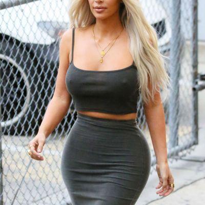 Kim Kardashian, de nerecunoscut! Cum arata diva cand avea 17 ani