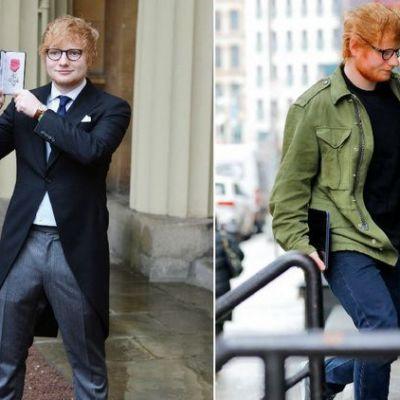 Ed Sheeran a slabit 25 de kilograme dupa ce a renuntat la un singur viciu