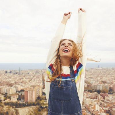 Astăzi este Ziua Internațională a fericirii. Tu ce faci ca să fii fericit?