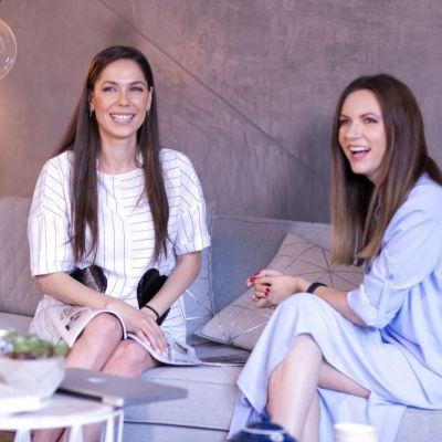 bdquo;Inspirația de weekend , o nouă emisiune marca PRO TV, prezentată de bloggerița Andressa și Irina Fodor